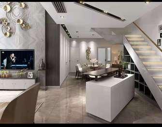 140平米别墅轻奢风格餐厅图