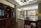 豪华型140平米别墅欧式风格书房图片