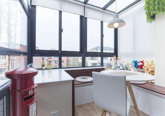 豪华型140平米复式混搭风格阳光房图片
