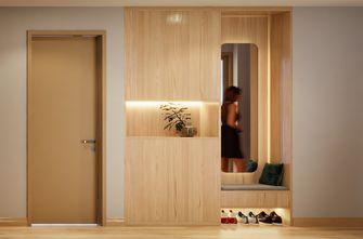 100平米三室两厅日式风格玄关欣赏图