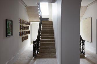 140平米轻奢风格楼梯间效果图