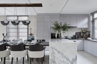 豪华型140平米别墅轻奢风格厨房设计图