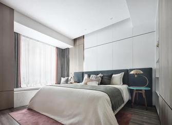 富裕型100平米三室三厅北欧风格卧室图片