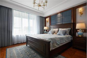 120平米四美式风格卧室图片大全