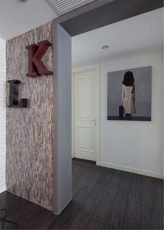 富裕型70平米北欧风格走廊设计图