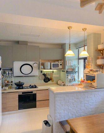 经济型80平米日式风格厨房装修图片大全