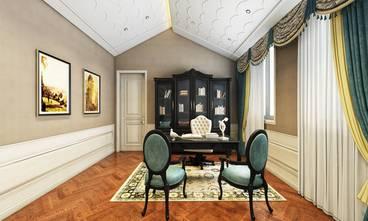 20万以上140平米别墅欧式风格书房装修案例