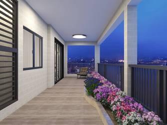 15-20万140平米欧式风格阳台装修图片大全