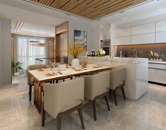 豪华型140平米港式风格餐厅效果图
