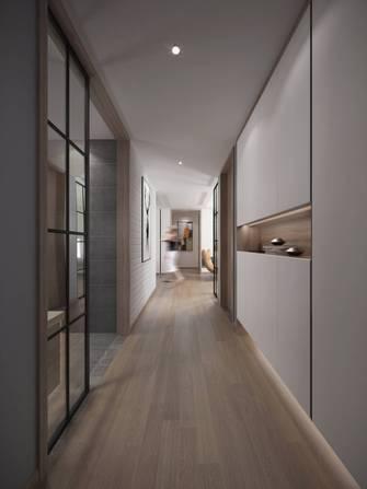 三室两厅北欧风格走廊设计图