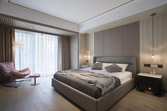 豪华型140平米四室四厅轻奢风格卧室装修效果图