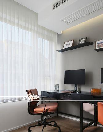10-15万130平米三室两厅现代简约风格书房装修案例