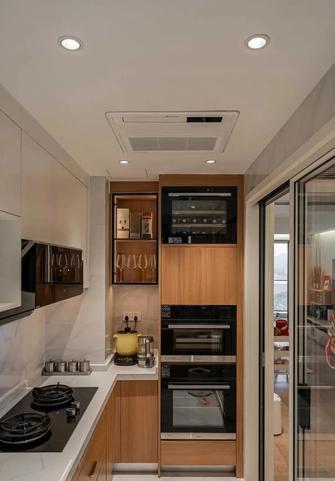 5-10万120平米四室两厅日式风格厨房效果图