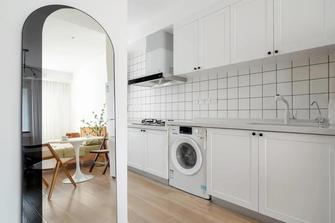 经济型30平米以下超小户型现代简约风格厨房装修案例