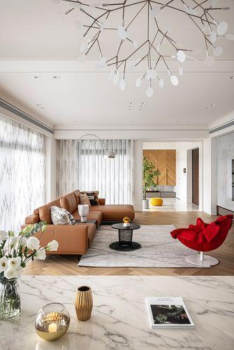 10-15万130平米三室两厅北欧风格玄关欣赏图