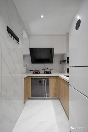 70平米日式风格厨房图