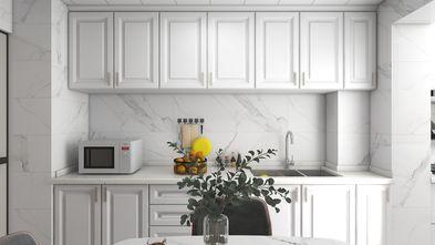 10-15万110平米三室一厅轻奢风格厨房装修效果图