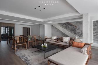 豪华型140平米四室三厅中式风格客厅装修图片大全