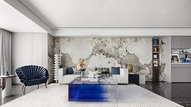 5-10万120平米三轻奢风格客厅装修案例