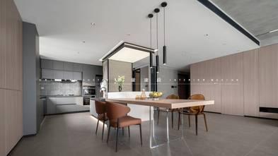 140平米三室两厅混搭风格餐厅效果图