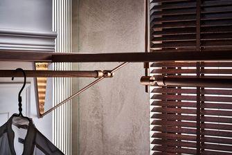 豪华型140平米四室两厅工业风风格衣帽间装修图片大全