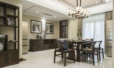 20万以上140平米四室三厅中式风格餐厅装修图片大全