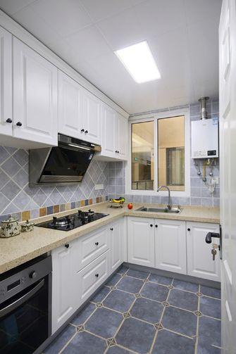 10-15万70平米美式风格厨房欣赏图