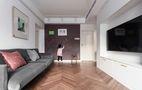 富裕型四室一厅现代简约风格卧室图片