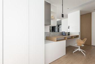经济型90平米三室两厅日式风格梳妆台设计图