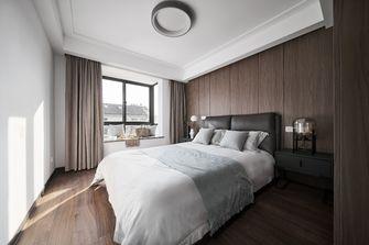 豪华型140平米复式英伦风格卧室图片大全