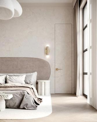 5-10万90平米公寓法式风格卧室欣赏图