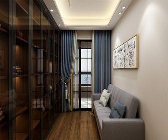 豪华型130平米三美式风格书房装修效果图