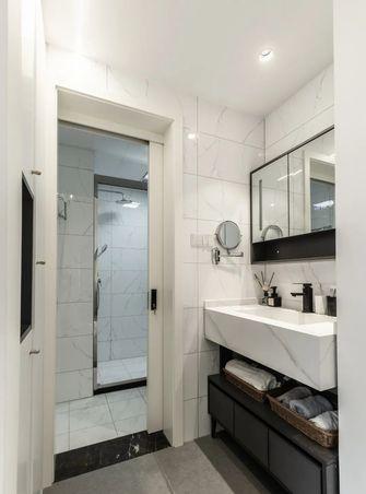 经济型三室两厅中式风格卫生间图片
