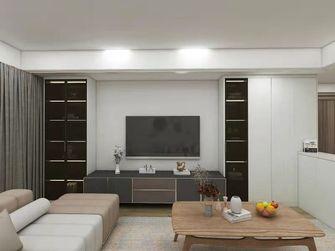 现代简约风格客厅欣赏图