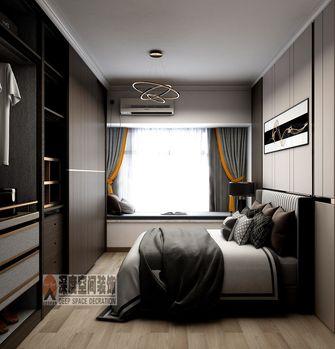 5-10万110平米四室两厅轻奢风格卧室装修图片大全