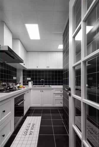 60平米一室一厅美式风格厨房效果图