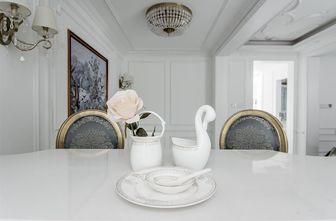经济型140平米四室三厅北欧风格餐厅设计图