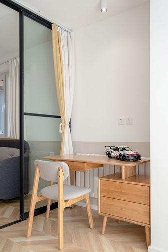 经济型60平米公寓北欧风格阳台图片大全
