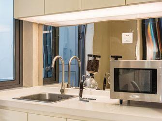 20万以上140平米四英伦风格厨房设计图