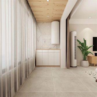 5-10万三室一厅混搭风格阳台装修效果图