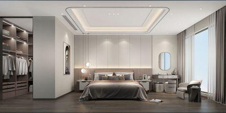 豪华型140平米复式轻奢风格卧室效果图