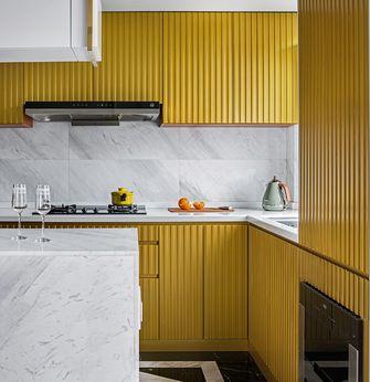 20万以上140平米三室一厅法式风格厨房装修效果图