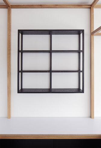 10-15万100平米三室一厅日式风格走廊装修图片大全