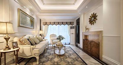 20万以上140平米四欧式风格客厅效果图