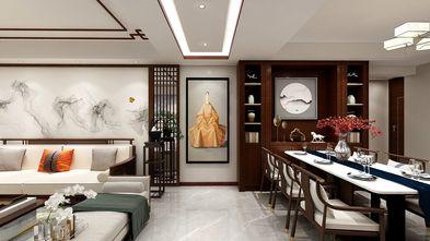 富裕型140平米四室四厅中式风格客厅装修案例