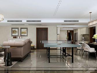 140平米三室两厅美式风格健身房装修效果图