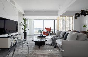 10-15万140平米三轻奢风格客厅图片大全