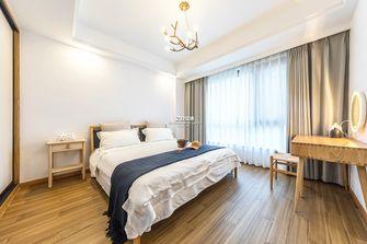 100平米三日式风格卧室装修案例