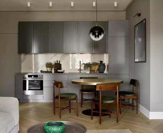 5-10万80平米新古典风格厨房装修图片大全