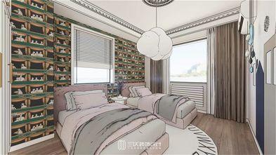110平米四室两厅现代简约风格青少年房欣赏图